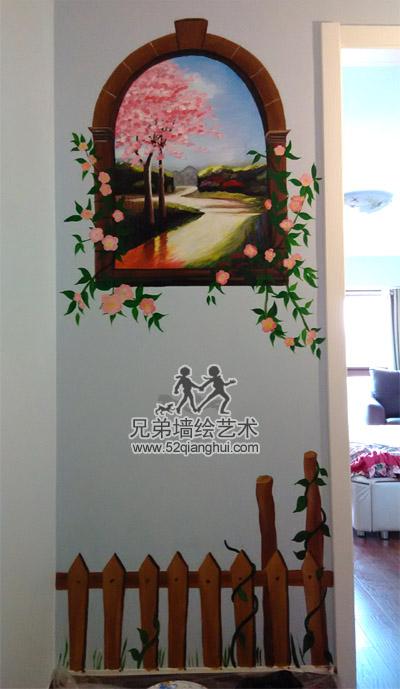 tag:涂鸦壁画手绘人体彩绘幼儿园墙绘