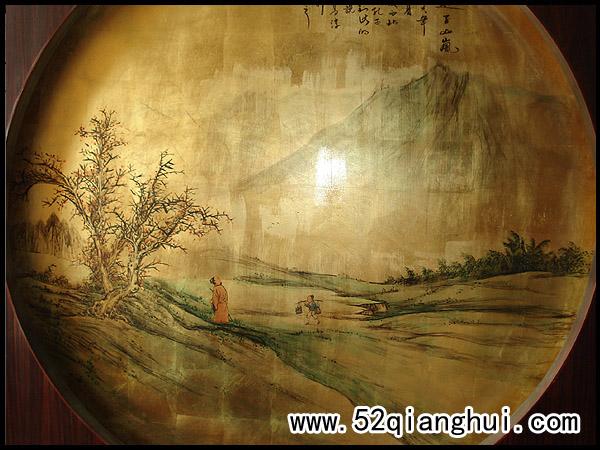 南京金箔画