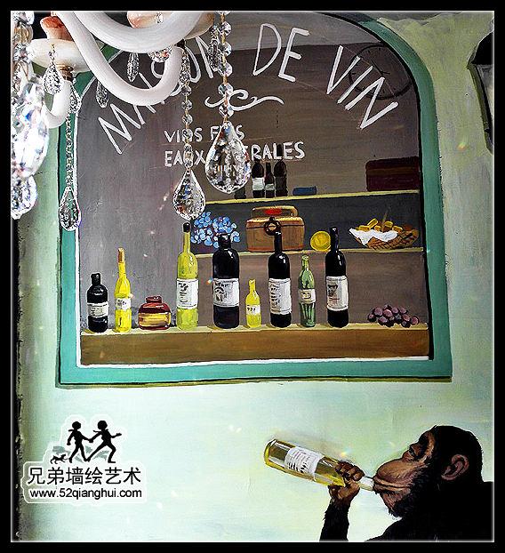 南京漫猫咖啡彩绘拥有全世界最独特最令人着迷的复杂风味