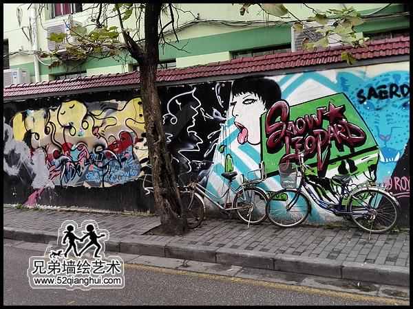 街头涂鸦墙绘_墙绘素材图片_墙体彩绘图片_手绘墙图片