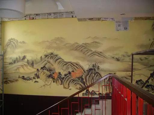 南京兄弟墙体彩绘设计工作室墙绘彩绘定制