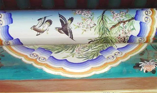 苏式古建彩绘图案