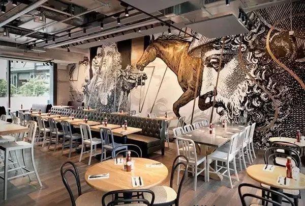 酒吧墙绘图片素材和最新的酒吧墙绘图片大全