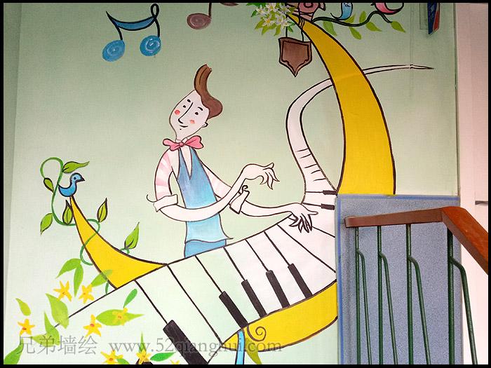 江苏校园墙绘公司