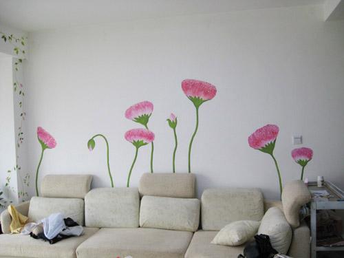 沙发背景墙图片素材,沙发墙绘图片,手绘墙图片素材,,.
