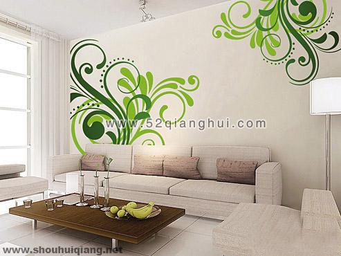 沙发背景墙图片素材,沙发墙绘图片