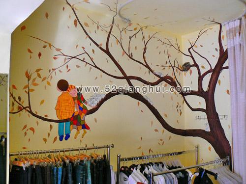 墙绘图片,酒吧涂鸦手绘素材,ktv手绘墙图片素材,墙绘