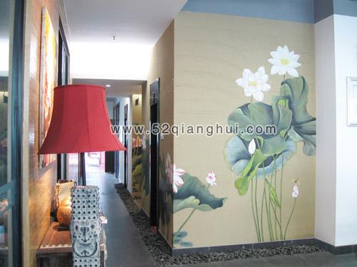 商业空间墙绘图片素材(办公室,酒吧,商店,ktv)(点击看大图)